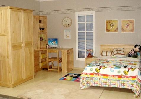 抢占儿童房家具市场!