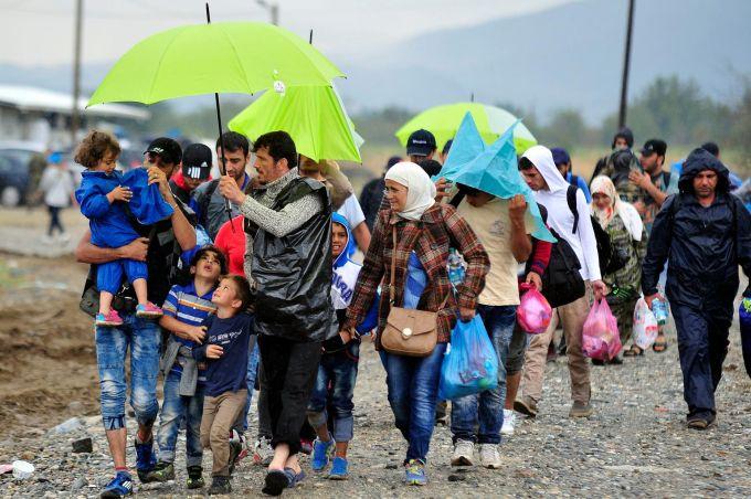 儿童们的危机:欧洲的难民和迁移儿童首先是儿童