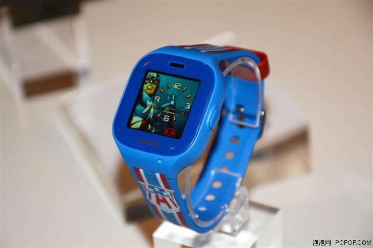 华为儿童手表发布 四种款式预售价688元