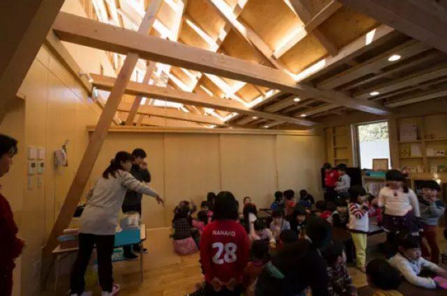 每个幼儿园建筑都是设计师的灵魂