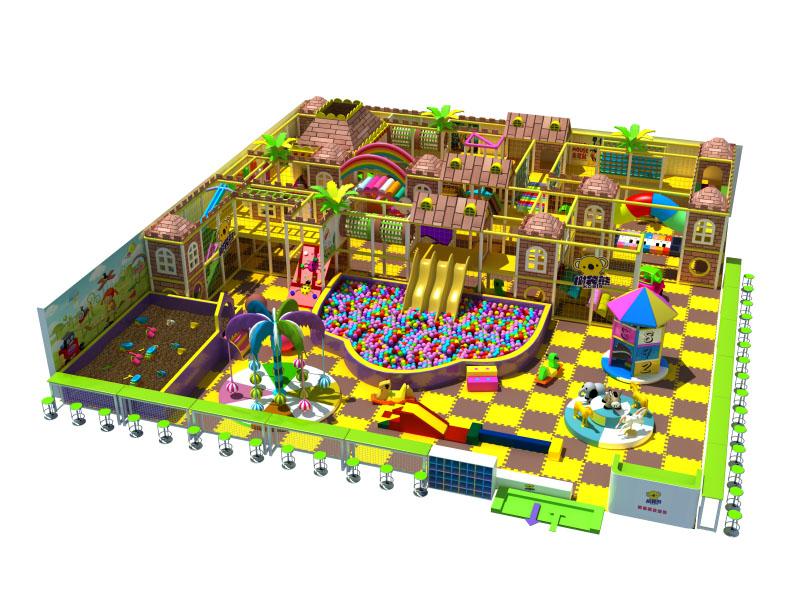 室内儿童乐园设备价格