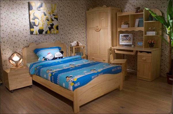 童话森林松木儿童家具